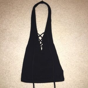 Black Urban Outfitters Tank Top Size XS